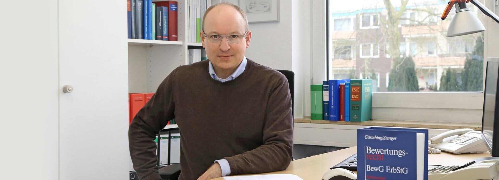 Tilmann Klug Steuerberater & Wirtschaftsprüfer aus Essen | Bedenbecker & Berg